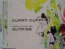 DURAN DURAN SUNRISE PROMO CD