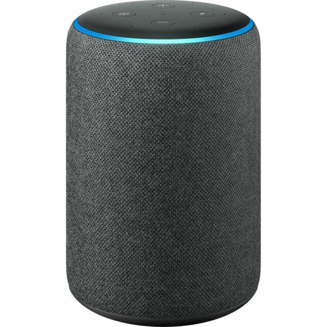 Amazon B0794W1SKP Echo Plus 2nd Generation Home Speaker with Alexa ...