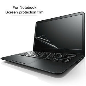 169 Laptop HD Clear Or Frosted Screen Protector Film Cover 17 15