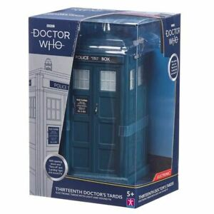 Doctor-Who-The-13th-Thirteenth-Doctors-Tardis-Electronic-With-Light-Sound-FX