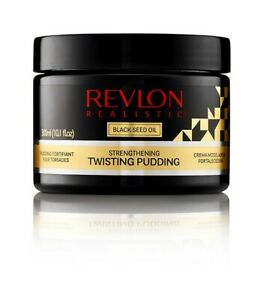 Revlon-Realistic-Black-Seed-Oil-Strengthening-Twisting-Pudding-Flake-free-10-1oz