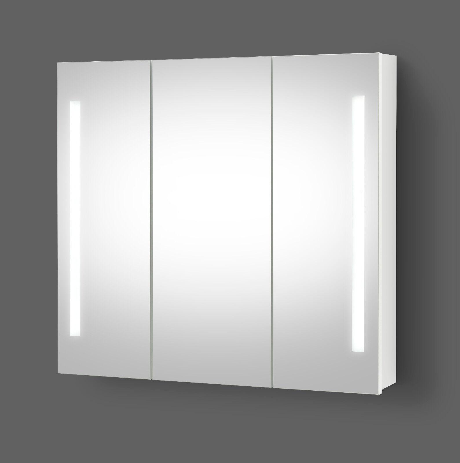 LED Spiegelschrank Bad Bad Bad Spiegelschrank Spiegelschrank mit LED ...