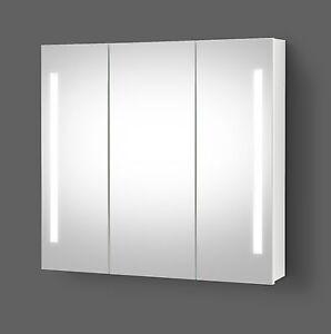 Led spiegelschrank bad spiegelschrank spiegelschrank mit led beleuchtung ebay - Spiegelschrank bad mit beleuchtung ...