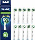 Oral-B Cross Action CleanMaximiser Testine di Ricambio per Spazzolino Elettrico - 10 Pezzi