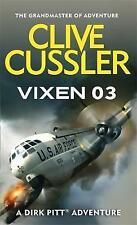 Vixen O3, Clive Cussler, Very Good condition, Book