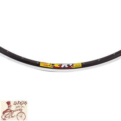 WEINMANN ZAC19  36H---650B  BLACK BICYCLE RIM