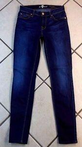 c Inseam blu denim Mankind Jeans E Misura 29 skinny u donna 25 7 For All wZaTRR4q