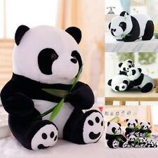 Stuffed Toys Panda Bear Animal Plush Soft Cute Standing Pillow Doll Cushion Gift