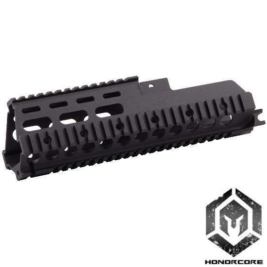 Maxtact tgr2 g36k ras aluminio Front Shroud (negro)
