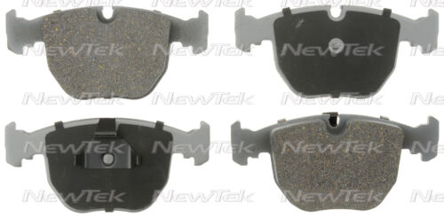 PCD681 FRONT Premium Ceramic Brake Pads Fits 1997-2003 BMW 540i