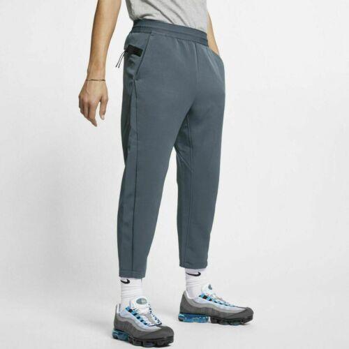 Nike Sportswear Tech Pack Cropped Woven Men/'s Pants Size Large Blue AR1562-427