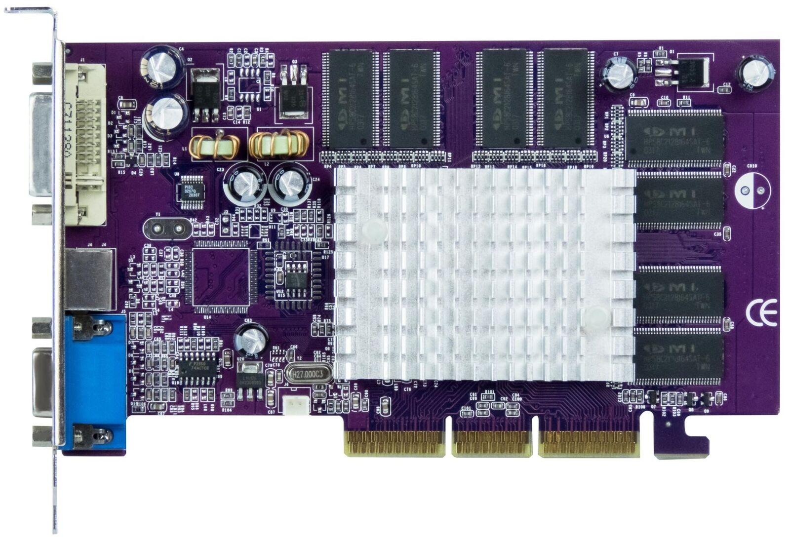 PALIT NVIDIA GEFORCE FX 5200 128MB DDR AGP