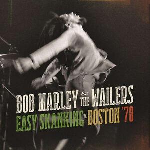 Bob-Marley-amp-The-Wailers-Easy-Skanking-in-Boston-039-78-2LP-Vinyl-2015-NEU