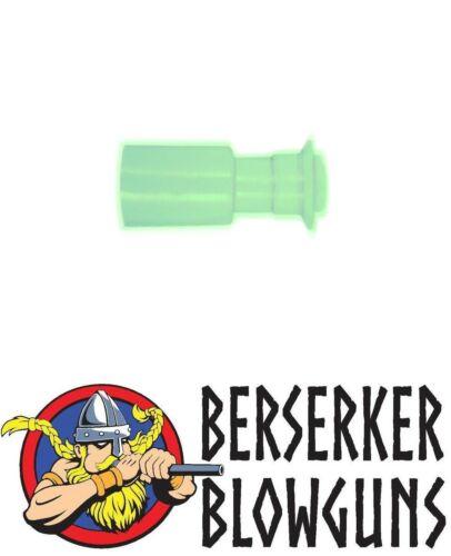 10 .40 cal Glow In The Dark Blowgun Stun Darts from Berserker Blowguns
