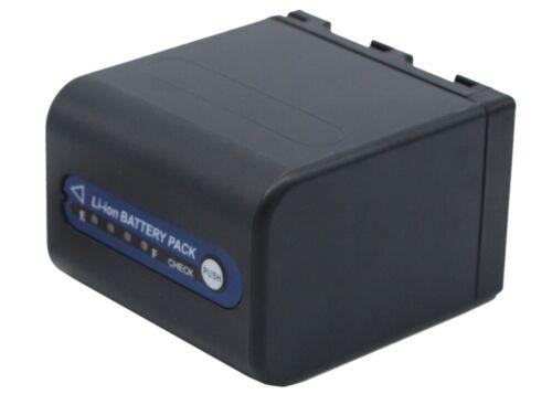 Batería Li-ion Para Sony Dcr-hc14e Gv-d1000 Dcr-trv116 Dcr-trv460 dcr-pc33 Dcr-hc