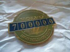 Volvo P1800 1800 120 122 140 544 Amazon High Mileage Emblem Badge - 700K