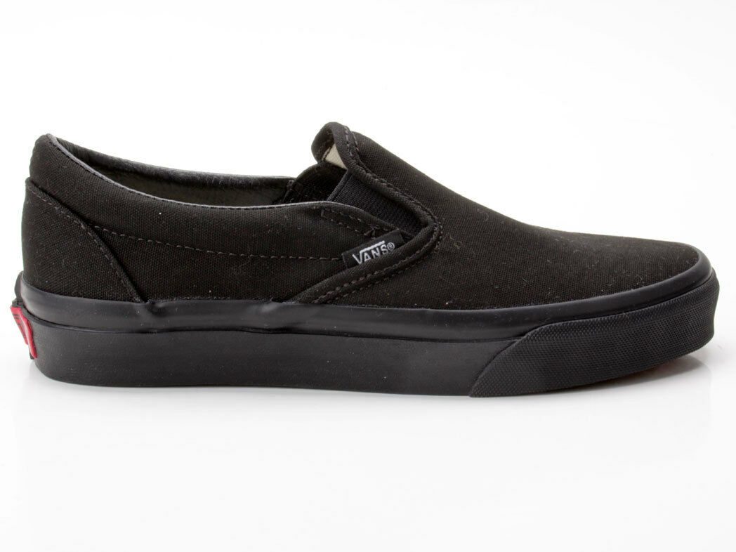 Vans classic slip-on vn-0 eyebka noir