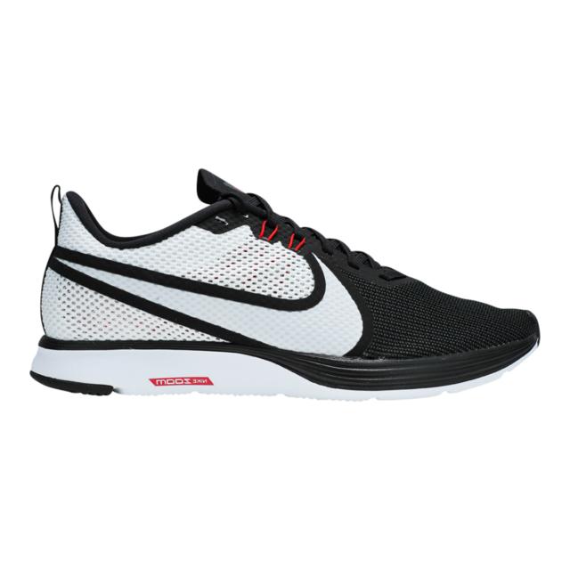 Zoom Strike 2 Running Shoes Black/White
