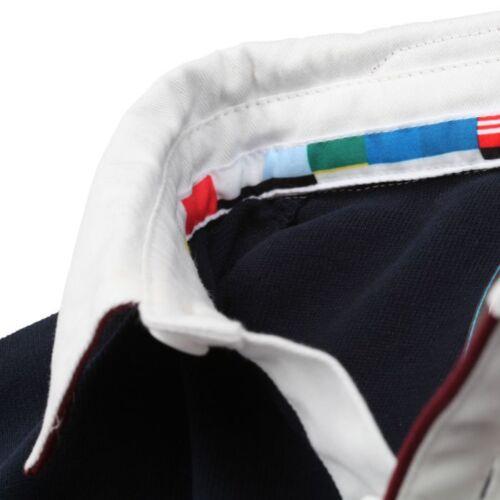 51 Lars 018NV Genuine LAND Rover Merchandise//GEAR-Coppa del Mondo di Rugby Camicia