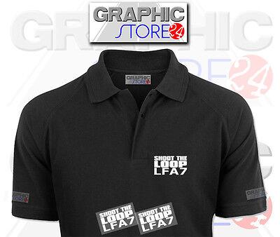 2x Lfa7 Spara Il Loop Ferro Su Abbigliamento Decalcomanie-mostra Il Titolo Originale Risparmia Il 50-70%