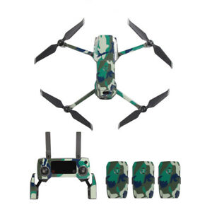 Sunnylife Cool PVC Stickers Skin for DJI MAVIC 2 PRO & ZOOM Drone