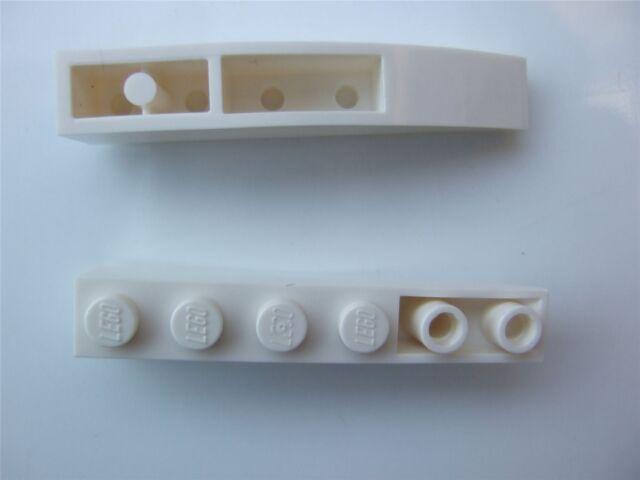 - 611201 Parts /& Pieces 2 x Lego White brick size 1x12