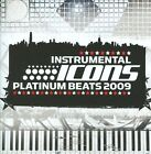 Platinum Beats 2009 by Instrumental Icons (CD, Aug-2009, Koch (USA))