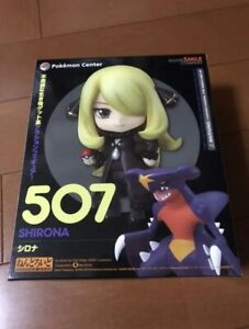Nendoroid-Cynthia-Shirona-507-Figure-Pokemon-Center-Good-Smile-Company-japan-NEW