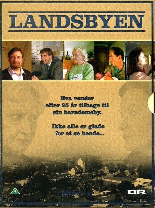 Landsbyen 1-44 (komplet), DVD, TV-serier