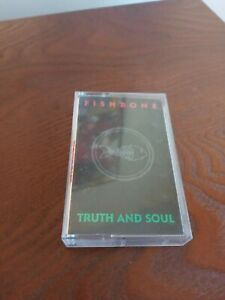 Fishbone Truth And Soul cassette