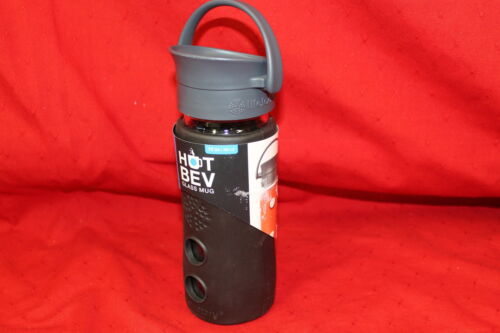 Thermal Cup 12.3-Oz New #N5 Lifefactory Espresso