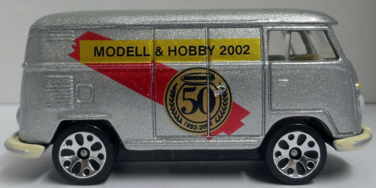 Matchbox VW Volkswagen Matchbox convention 2002 3 van set Mint boxed.