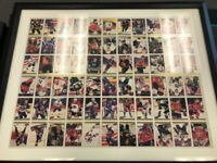 Uncut 1994 Premier Hockey Cards Framed Oakville / Halton Region Toronto (GTA) Preview