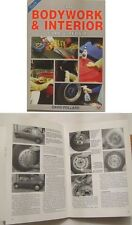 Car Bodywork & Interior Care and Repair by Pollard 1994 Paint Upholstery Trim +