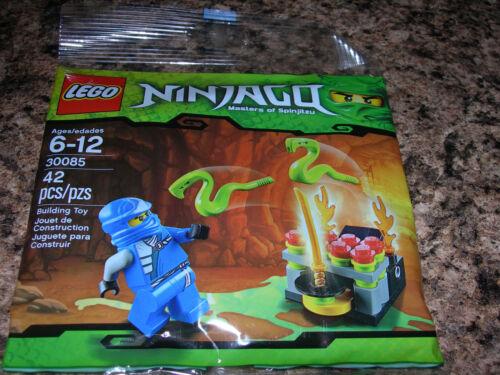SEALED LEGO Ninjago JAY ZX battle snakes Booster Green Pack 30085 blue ninja NEW