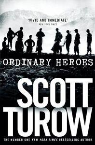 SCOTT-TUROW-ORDINAIRE-HEROES-TOUT-NOUVEAU-LIVRAISON-GRATUITE-RU