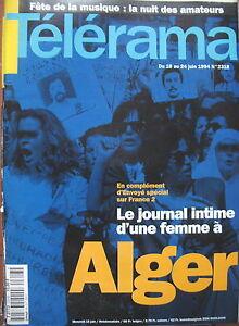 2318-JOURNAL-DE-FEMME-A-ALGER-LUCIAN-PINTILIE-FETE-DE-LA-MUSIQUE-TELERAMA-1994