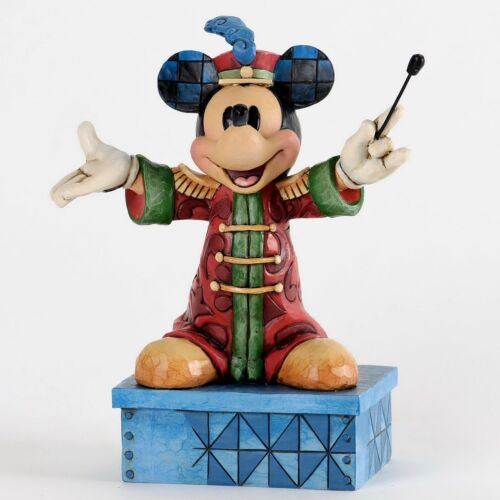 Band Leader Mickey MICKEY NEU! Jim Shore Figur 4033284 DISNEY-Skulptur