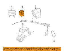 CHRYSLER OEM Airbag Air Bag-Clockspring Clock Spring 5156106AF