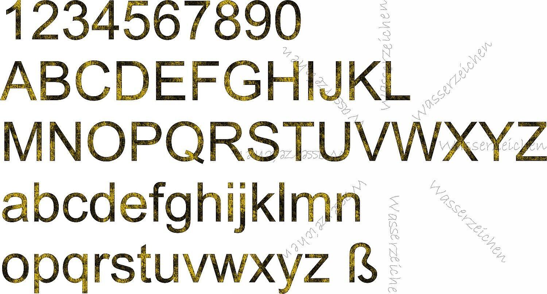 Aufkleber Text Name 25cm länge Wunschname Beschriftung Schrift und Farbwahl