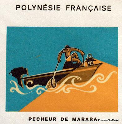 Der Marara Ha17 Um 50 Prozent Reduziert Tag Fischer Angemessen Polynesien Französisch Fdc Umschlag 1