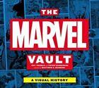 The Marvel Vault by Roy Thomas, Peter Sanderson (Hardback, 2016)