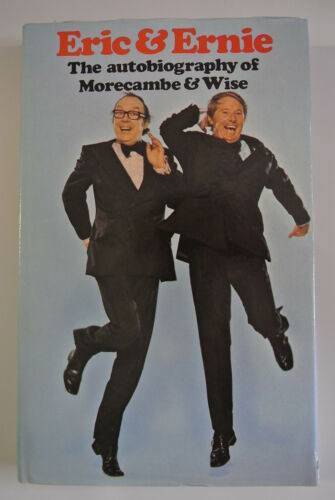 1 of 1 - Book. Eric and Ernie by Eric Morecambe. HBDJ.
