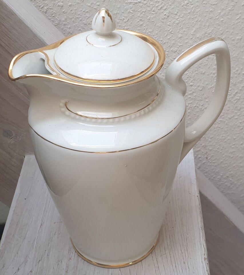 Porcelæn, Kande med låg, B og G