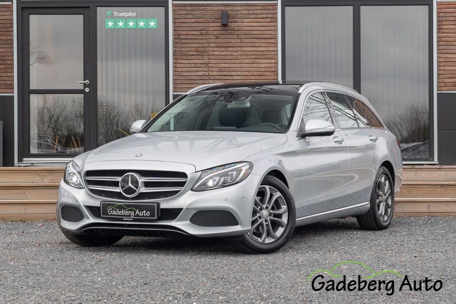 Mercedes C200 1,6 BlueTEC Avantgarde stc. aut. 5d