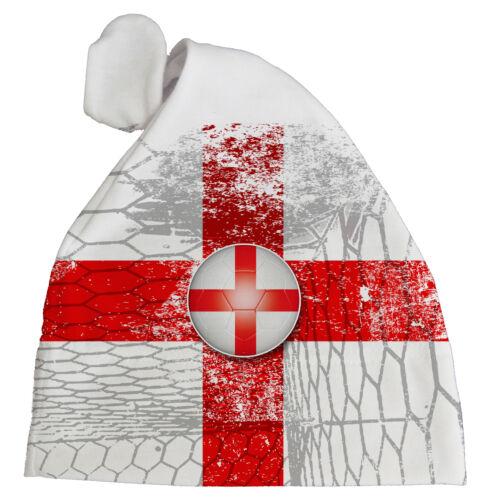 """Angleterre Football Baby Hat /""""Allez LIONS/"""" Baby Subli Imprimer Hat fan équipe cadeau"""