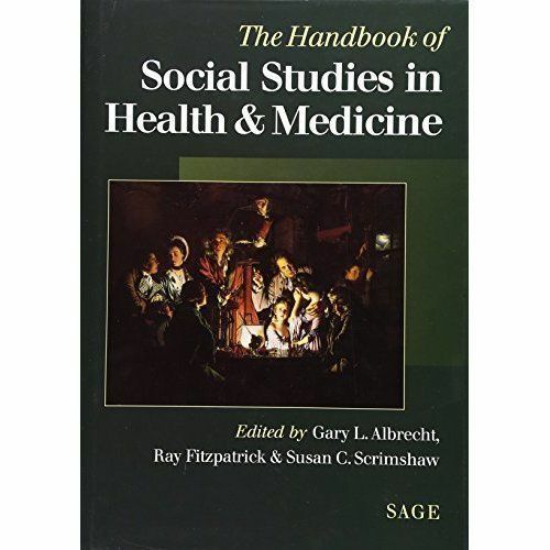 1 of 1 - The Handbook of Social Studies in Health and Medicine-ExLibrary