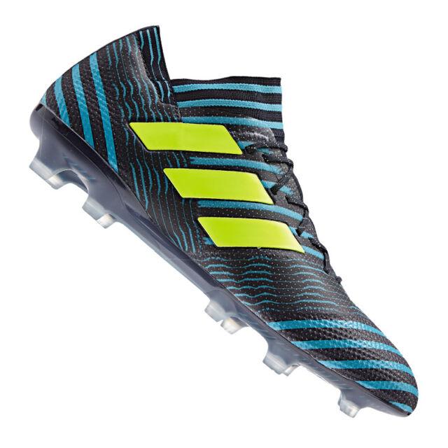 detailed look 9309a 6eba2 ... Adidas nemeziz 17.1 FG amarillo azul various colors 54213 daea8 ...