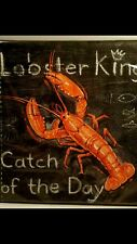 Lobster King 20count Paper Napkins 3ply Switzerland Sealed