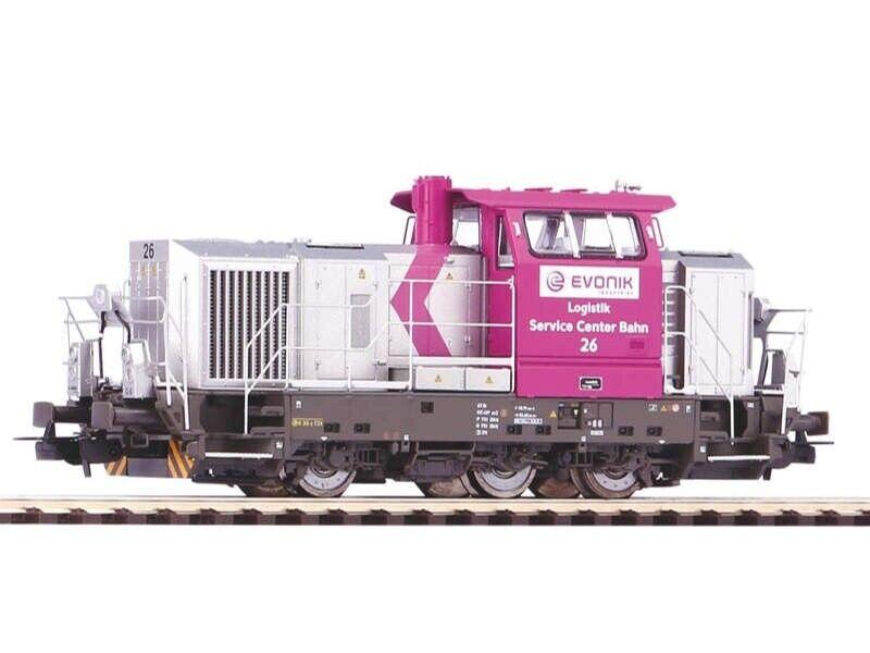 PIKO 52661 diesel Vossloh g6 Evonik (MTU, Maximum Transmission Unit), AC-versione, Ep. vi, traccia h0